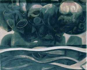 1970s_The_Flood_NORMAN_ADAMS_RA_1927-2005